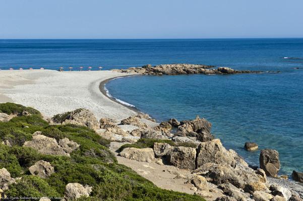 Petros, Agios Nikolaos, Lasithi Gialiskari Beach  photo by Y Skoulas, www.visitgreece.gr