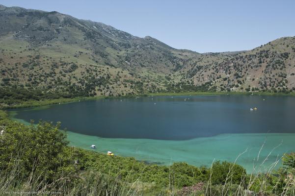 Kampochori, Alexandria, Imathia Kournas Lake  photo by Y Skoulas, www.visitgreece.gr