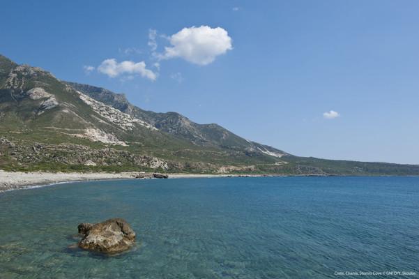 Romanos, Agios Nikolaos, Lasithi Stomio Beach  photo by Y Skoulas, www.visitgreece.gr