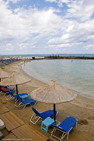 Moni Vidianis, Oropedio Lasithiou, Lasithi Analipsis Beach  photo by Y Skoulas, www.visitgreece.gr