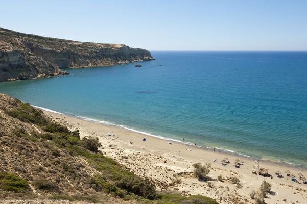 Keratidia, Agios Nikolaos, Lasithi Kommos Beach  photo by Y Skoulas, www.visitgreece.gr