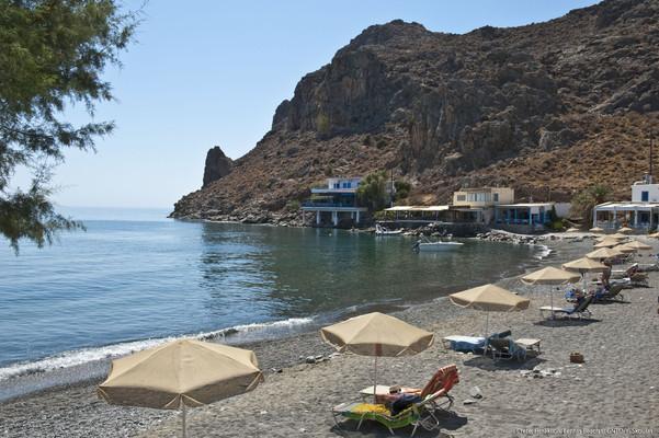 Kouremenos, Sitia, Lasithi Lentas Beach  photo by Y Skoulas, www.visitgreece.gr