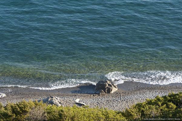 Lamnoni, Sitia, Lasithi Listis Beach   photo by Y Skoulas, www.visitgreece.gr