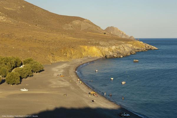 Maronia, Sitia, Lasithi Tripiti Beach   photo by Y Skoulas, www.visitgreece.gr