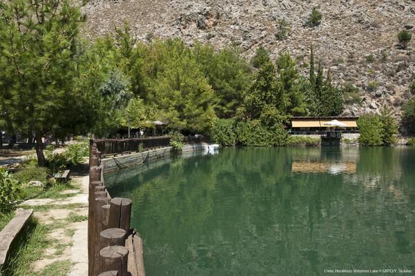 Oinoi, Ilida, Elis Votomos Lake  photo by Y Skoulas, www.visitgreece.gr