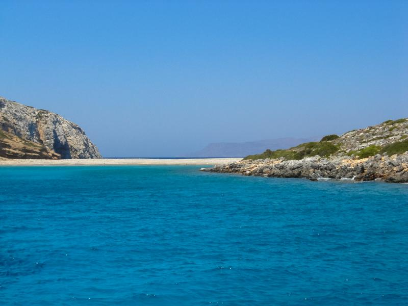 Astypalaia Island Kounoupes beach  Photo by Victoria Dedeyan