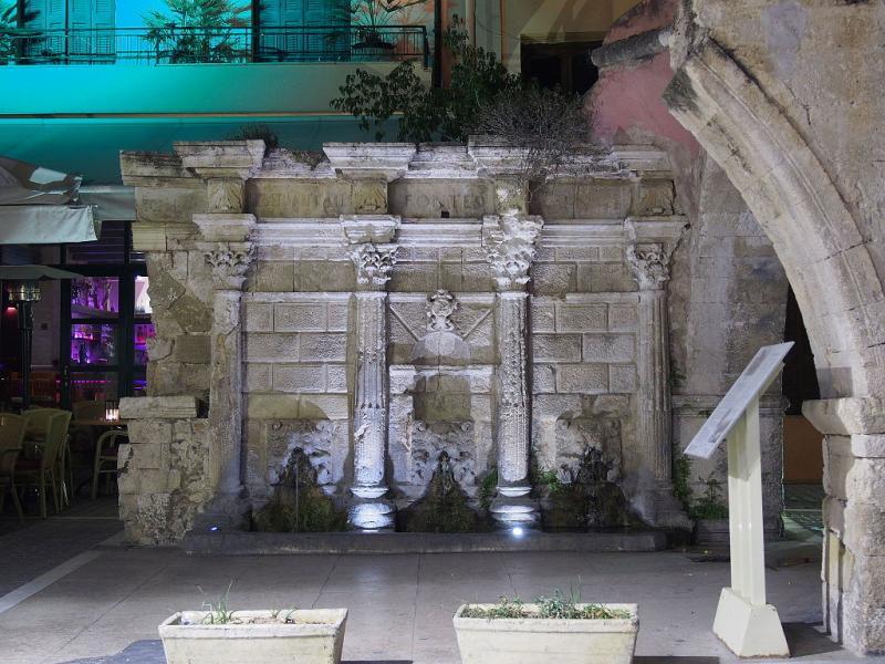 Stagira, Aristotelis, Halkidiki Rimondi Fountain  photo by C messier commons.wikimedia.org