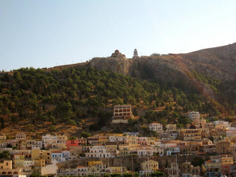 Kalymnos - Pothia, Kalymnos, Kalymnos Island Agios Savvas  Πόθια / Κάλυμνος