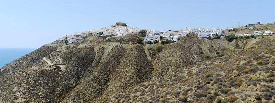Anafi Chora, Anafi, Anafi Island