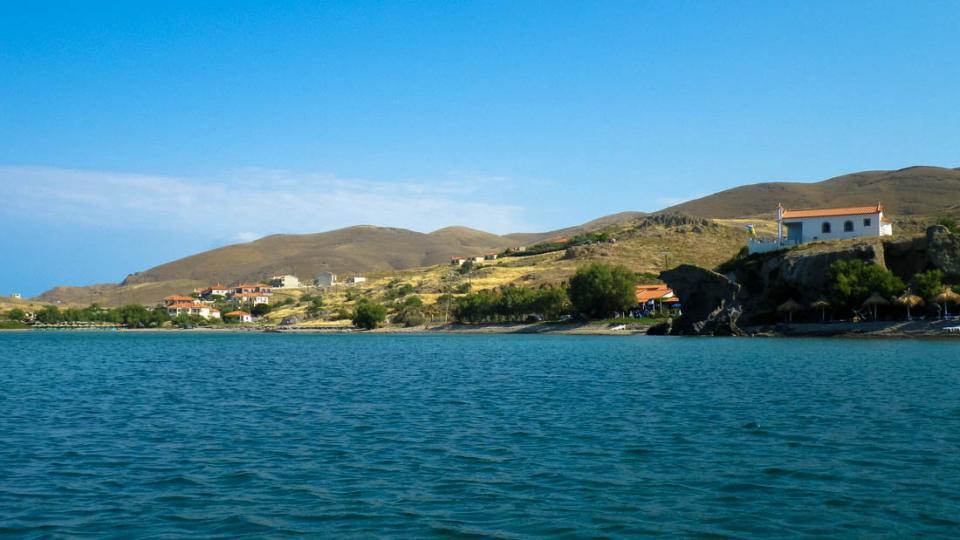 Kaspakas, Lemnos, Lemnos Island Agios Ioannis beach  Photo by Ioannis Galiouris
