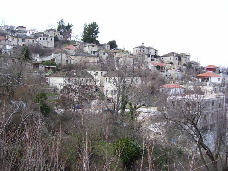 Aristi, Zagori,