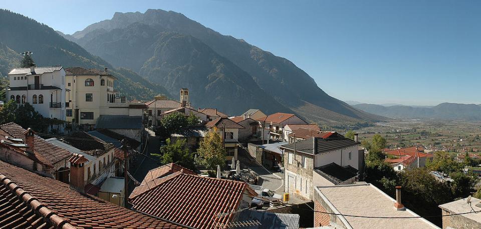 Konitsa, Konitsa<br>photo by Onnozweers, commons.wikimedia.org
