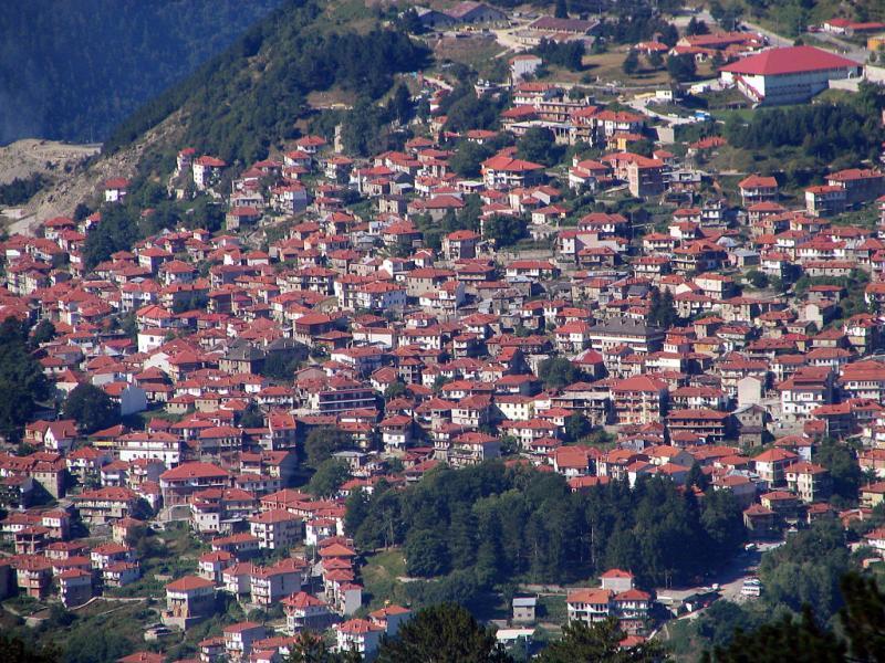 Metsovo, Metsovo<br>photo by  Bogdan Giuşcă, commons.wikimedia.org