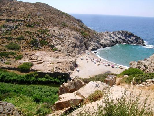 Zevgaraki Panetolikou, Agrinio, Aetolia-Acarnania Ikaria Island  Nas beach - by tintin