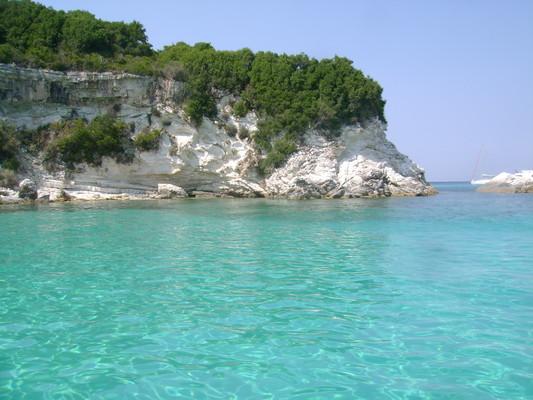 Apokrisi, Kythnos, Kythnos Island Antipaxoi  Voutoumi beach - by tintin