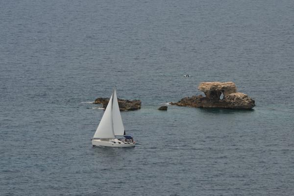 Lakka, Paxos, Paxos Island Θέα από τον φάρο στην Λάκκα Παξών !  Παξοί - by Alexandra