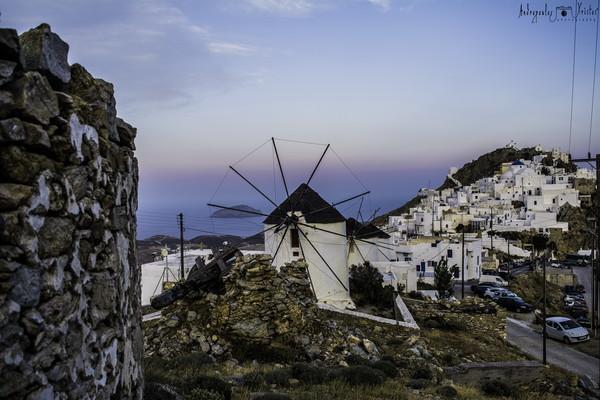 Serifos Town, Serifos, Serifos Island Serifos Island  Chora - by Χρήστος