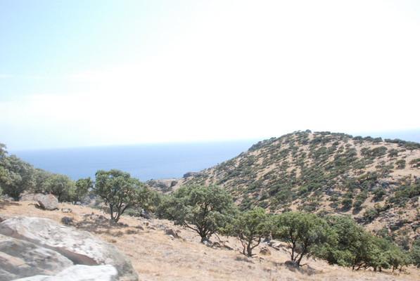 Tigani Island Agios Efstratios Island  Fragou beach - by κκ