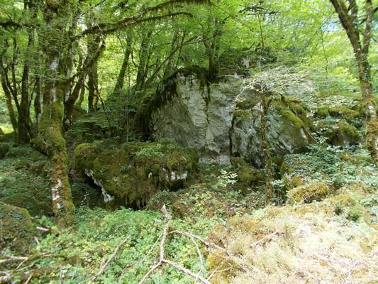 Klavsi, Karpenisi, Evrytania path in the vikos gorge  vikos gorge - by κκ