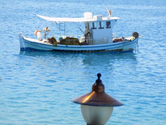 Aigio, Aigialeia, Achaea Greek summer  Egio - by athanasgr