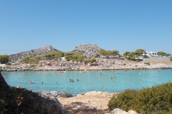 , <br>Aponissos beach - by κκ