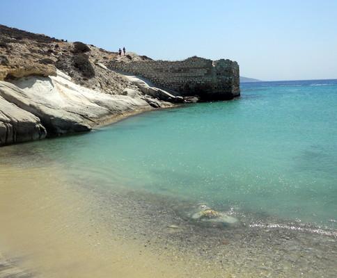 Kremasta Sikias, Amfilochia, Aetolia-Acarnania Η πιο λευκή άμμος  Κίμωλος μια ζωή - by Anna
