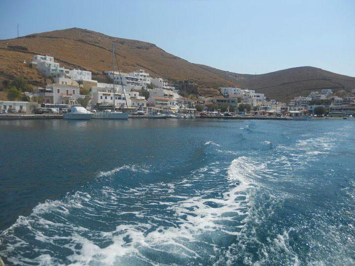 Merichas, Kythnos, Kythnos Island Merichas  Photo by Anna Makarouna