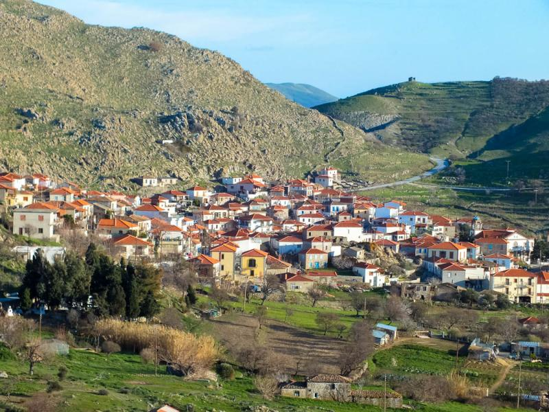 Thanos, Lemnos<br>Photo by Ioannis Galiouris