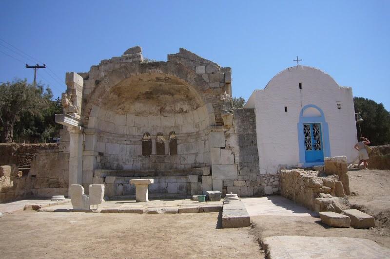 Chorio, Kalymnos, Kalymnos Island Christos tis Jerusalim  photo by https://picasaweb.google.com/PeterRajwa/KOS2008#5246937365561510978