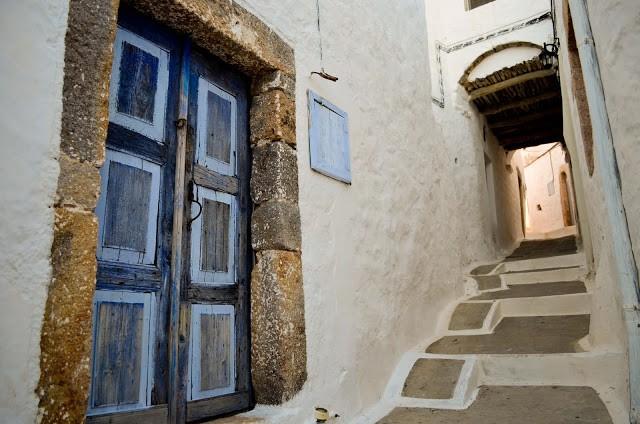 Patmos Chora, Patmos, Patmos Island Cobbled streets in Patmos  Photo by Giannis Paschalidis