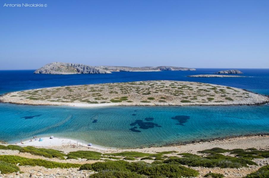 Astypalaia Island Koutsomytis Beach  photo by Antonis Nikolakis