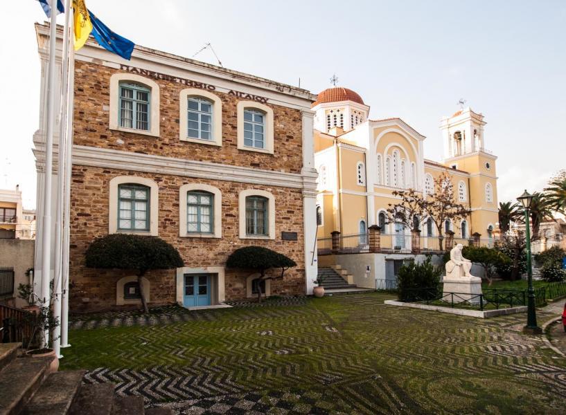 Chios Town, Chios<br>Michael Tetteris/ Chios Tourism Department archive