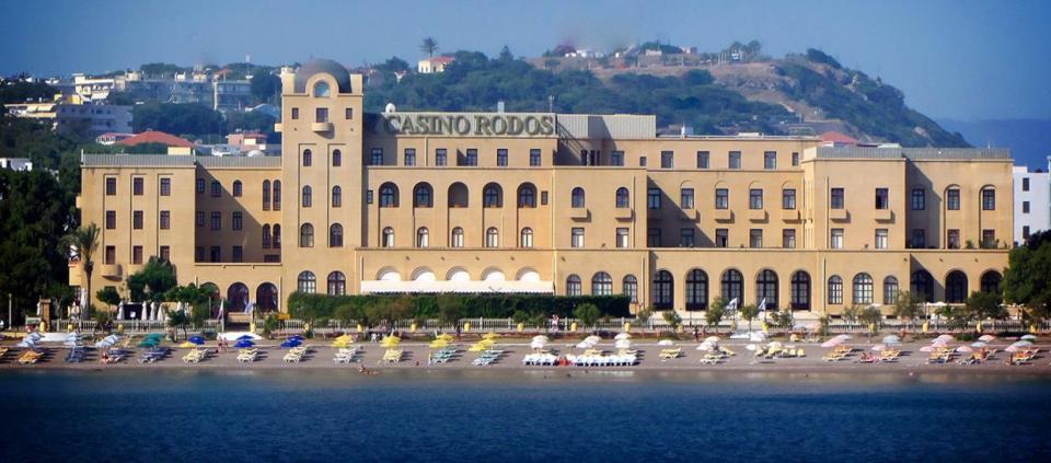 Rhodes Town, Rhodes, Rhodes Island Grande Albergo Delle Rose Hotel  Photo by: www.facebook.com/GADRHotel