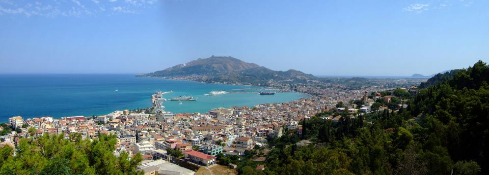 Zakynthos Town, Zakynthos, Zakynthos Island City of Zakynthos