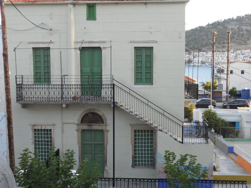 Kalymnos - Pothia, Kalymnos, Kalymnos Island Traditional house  Traditional house in Pothia, Kalymnos island