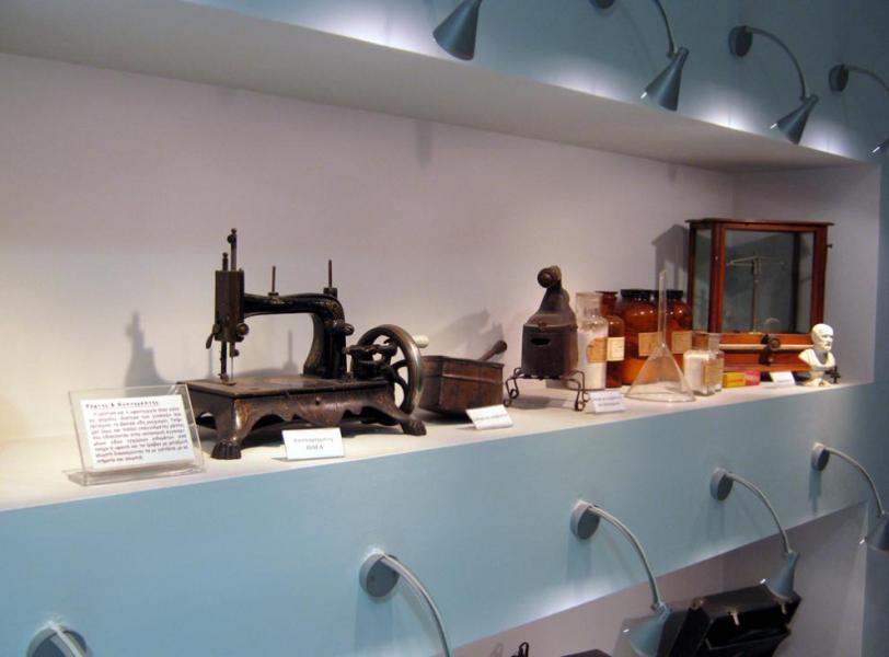 Amfikleia, Amfikleia Elateia, Phthiotis Crafts Museum  photo by www.breadmuseum.gr