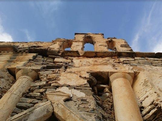 Agios Serafim, Molos Agios Konstantinos, Phthiotis Temple of Episkopi