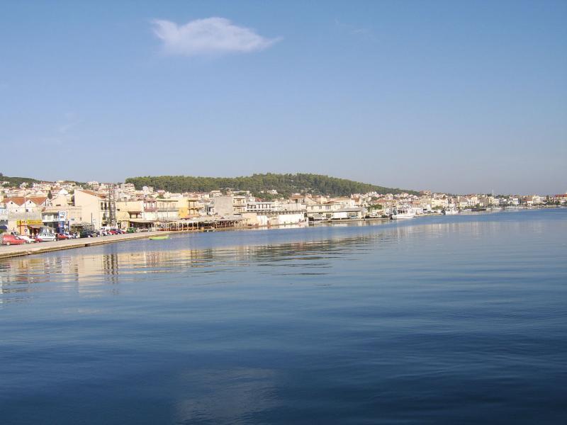 Argostoli, Kefalonia, Kefalonia Island Argostoli  photo by Danielb136 at the wikipedia project.