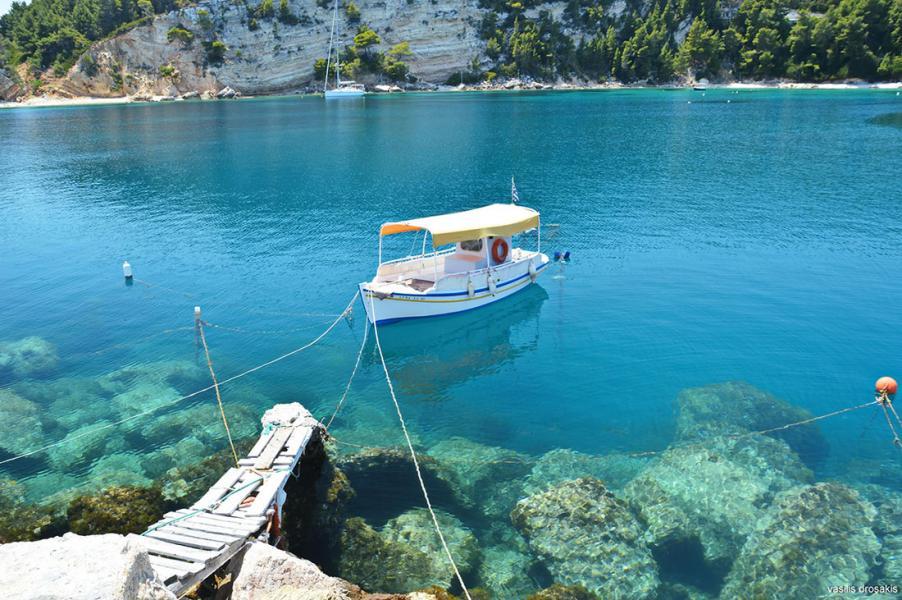 Patitiri, Alonnisos, Alonnisos Island Patitiri bay  Photo by Vasilis Drosakis
