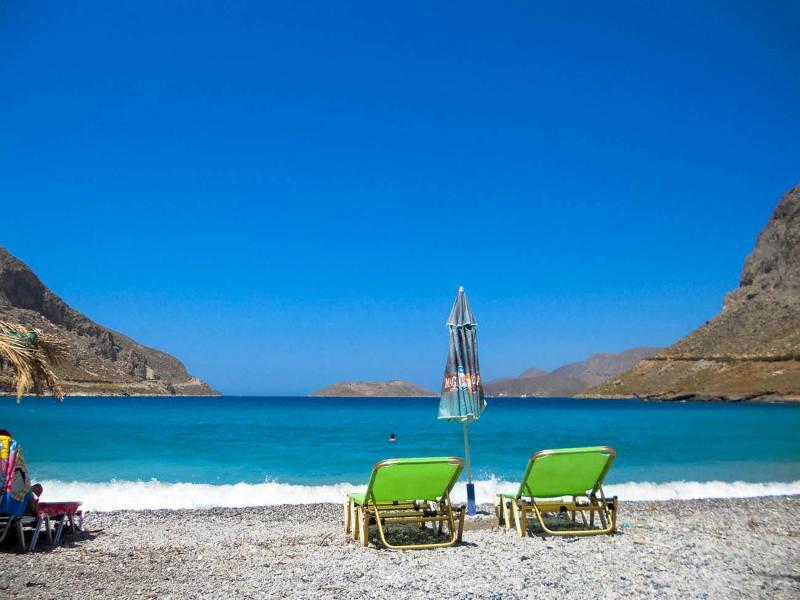 Keramia, Mantoudi Limni Agia Anna, Euboea Chilling  Παραλία Αργινώντα