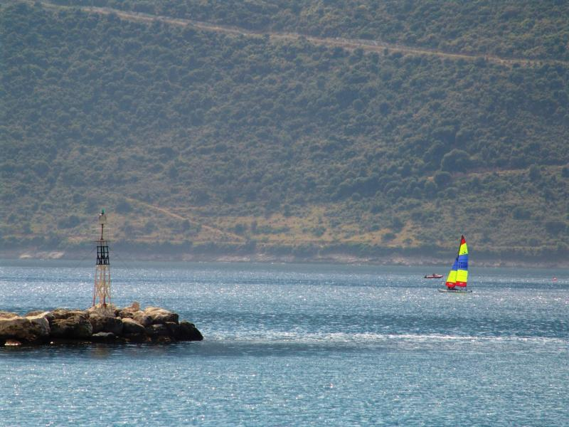 Lefkada Island Vasiliki  photo by Gabriella Bregula