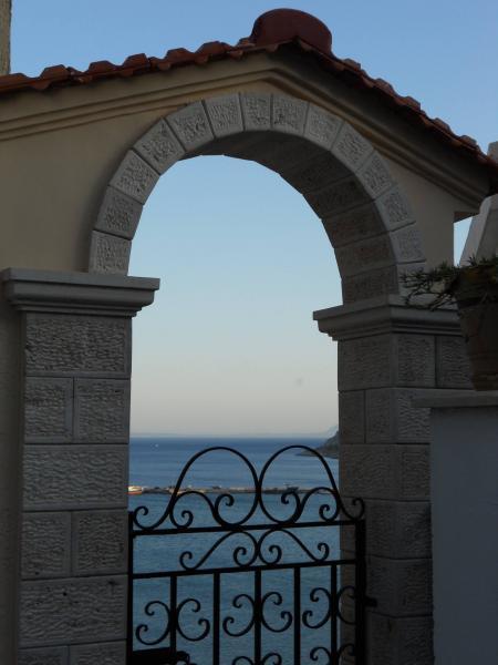 Kalymnos - Pothia, Kalymnos, Kalymnos Island Θέα θάλασσα  Πόθια / Κάλυμνος