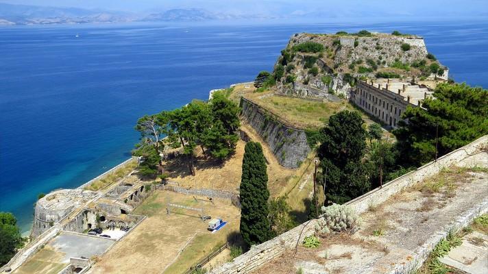 Karitsa, Zitsa, Ioannina Old Fortress of Corfu  Corfu Island