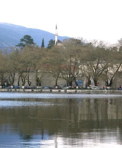 Lefkos, Ditiki Achaia, Achaea Pamvotida Lake  Lake of Ioannina - by jogeo
