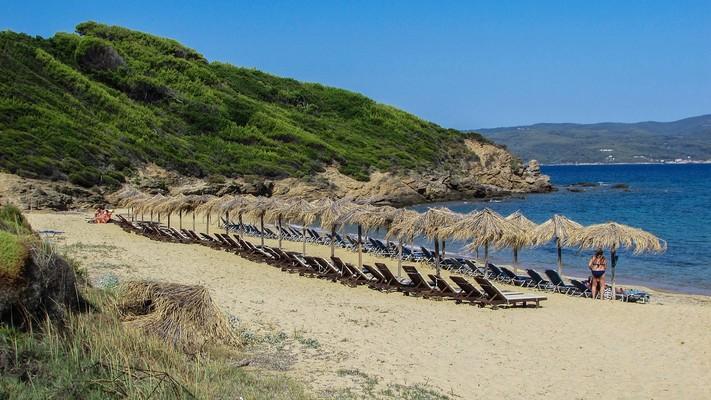 Krioneri, Aristotelis, Halkidiki Mandraki Beach  Skiathos Island