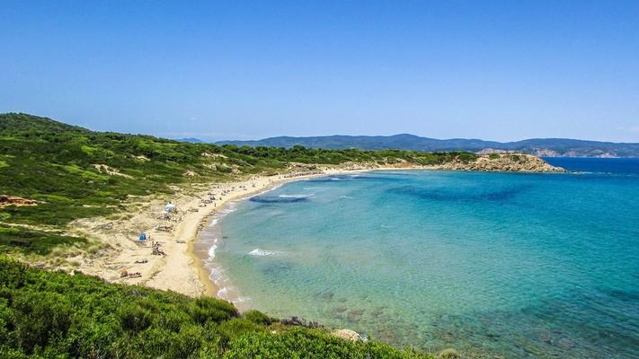 Kriopigi, Kassandra, Halkidiki Elia Beach  Skiathos Beach