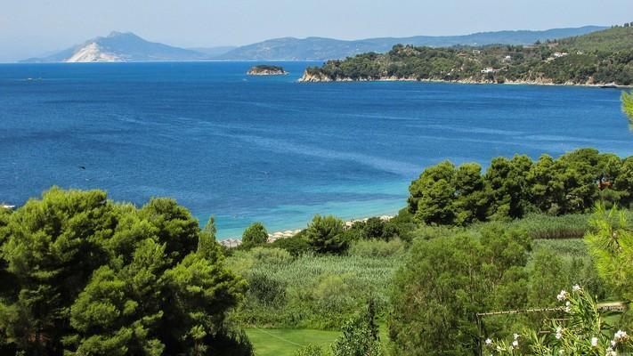 Agnanti, Molos Agios Konstantinos, Phthiotis Vromolimnos Beach  Skiathos Island