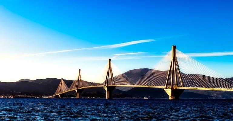 Vouniatades, Corfu, Corfu Island Rio-Antirrio Bridge  photo by pixabay