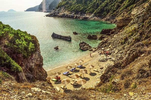 Gerakiou, Istiea Edipsos, Euboea Agios Ioannis Beach  Skopelos Island