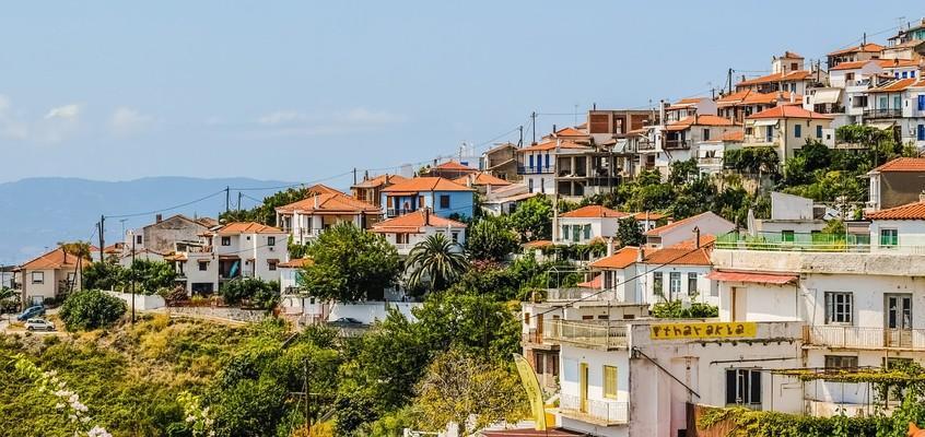 Glossa, Skopelos, Skopelos Island Glossa  Skopelos Island